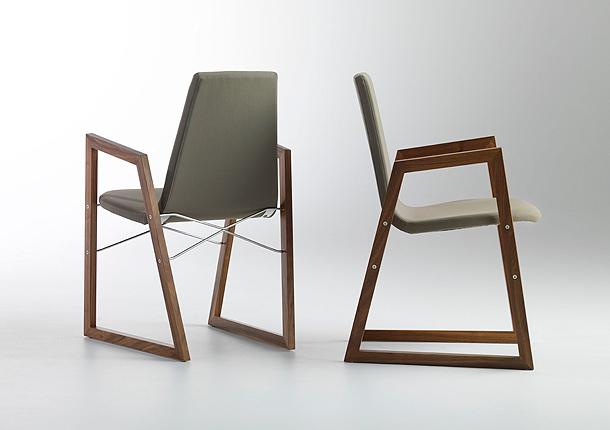 Butaca Ray - Estudio Orlandini Design